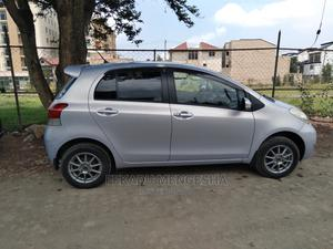 Toyota Vitz 2008 Silver | Cars for sale in Addis Ababa, Nifas Silk-Lafto