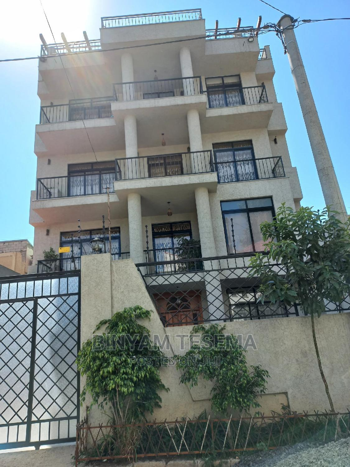 6bdrm House in ኤመራልድ, Bole for Sale