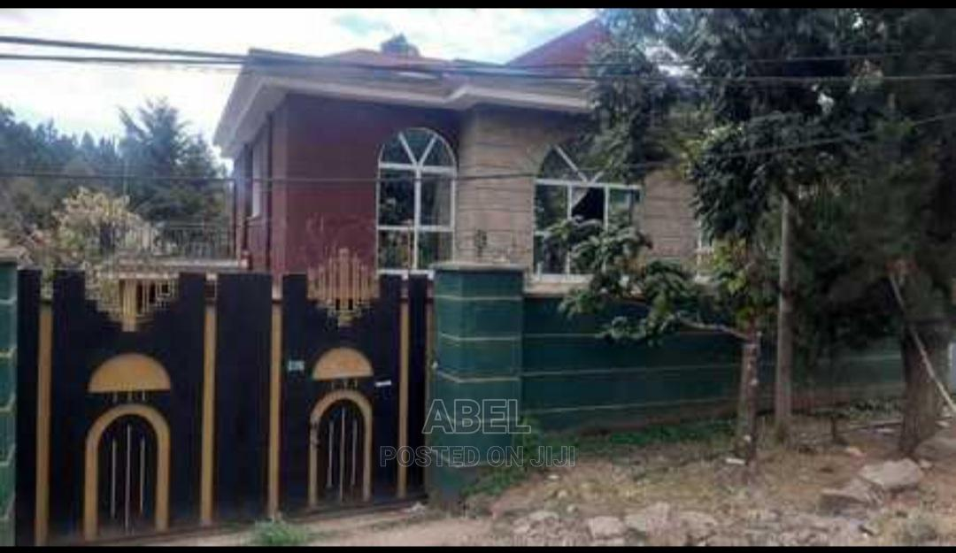 Furnished 4bdrm House in Gullele for sale