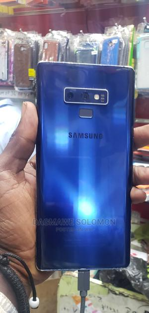 Samsung Galaxy Note 9 128 GB Blue | Mobile Phones for sale in Addis Ababa, Bole