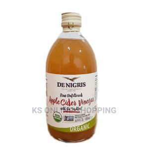 De Nigruis Apple Clder Vinegar | Bath & Body for sale in Addis Ababa, Bole