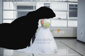 Wedding Gown For Sell   Wedding Wear & Accessories for sale in Addis Ababa, Nifas Silk-Lafto