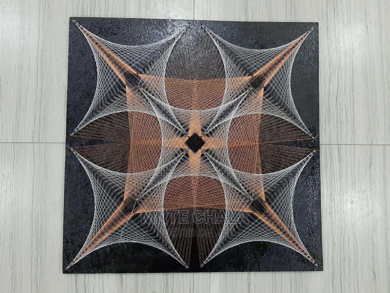Archive: Cross String Art