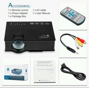 Unic Mini Projecter   TV & DVD Equipment for sale in Addis Ababa, Kolfe Keranio