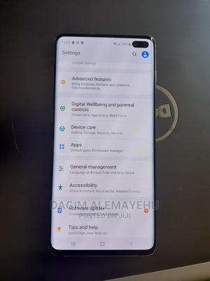 New Samsung Galaxy S10 Plus 128 GB Blue   Mobile Phones for sale in Addis Ababa, Lideta