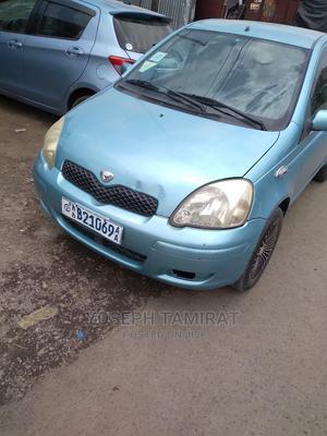 Toyota Vitz 2002 Blue | Cars for sale in Addis Ababa, Bole