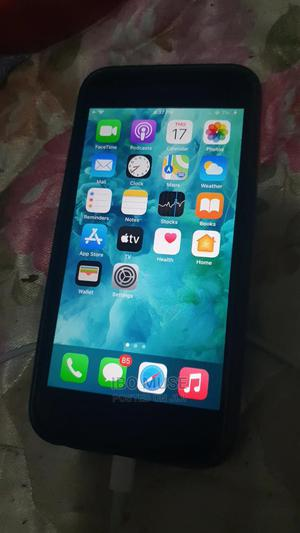 Apple iPhone 7 128 GB Black   Mobile Phones for sale in Addis Ababa, Kolfe Keranio