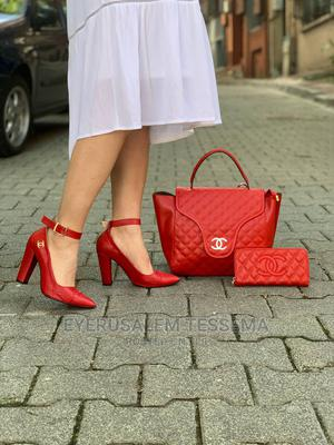 Chanel Bag and Shoe From Turkey   Bags for sale in Addis Ababa, Kolfe Keranio