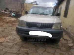 Toyota Land Cruiser Prado 1999 2.7 16V 3dr Gold | Cars for sale in Addis Ababa, Addis Ketema