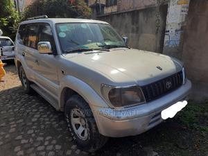 Toyota Land Cruiser Prado 1999 3.4 V6 Silver   Cars for sale in Addis Ababa, Bole