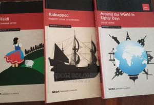 Three Books | Books & Games for sale in Addis Ababa, Bole