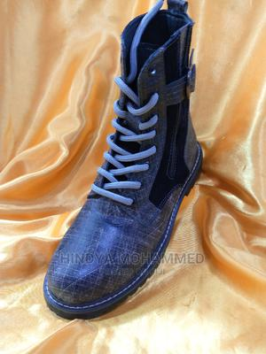 Pure Leather Boots   Shoes for sale in Addis Ababa, Addis Ketema