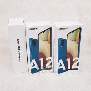 New Samsung Galaxy A12 128 GB Blue | Mobile Phones for sale in Addis Ababa, Bole