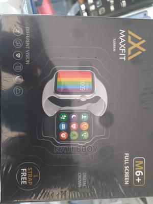 Smart Watch M6+ | Smart Watches & Trackers for sale in Addis Ababa, Bole