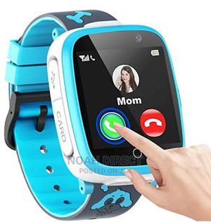 Kids Smart Watch W907 ( SIM Support) | Smart Watches & Trackers for sale in Addis Ababa, Bole