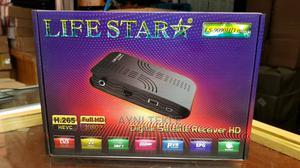 LIFESTAR 9090mini ረሲቨር   TV & DVD Equipment for sale in Addis Ababa, Lideta