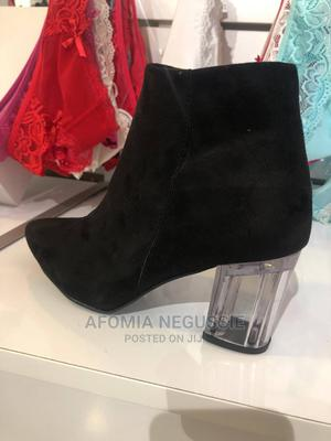 Winter Heels   Shoes for sale in Addis Ababa, Nifas Silk-Lafto
