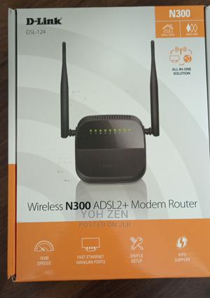Wireless ADSL2+ Modem Router   Networking Products for sale in Addis Ababa, Bole