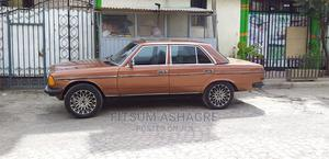 Mercedes-Benz 200 1979 D Automatic Brown | Cars for sale in Addis Ababa, Bole