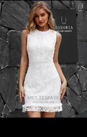 White Dress | Clothing for sale in Addis Ababa, Bole
