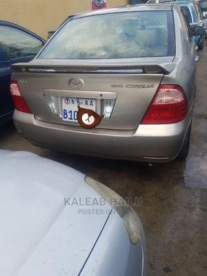 Toyota Corolla 2007 1.4 VVT-i Brown   Cars for sale in Addis Ababa, Nifas Silk-Lafto