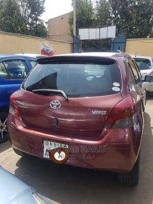Toyota Yaris 2010 Base Hatchback 5dr   Cars for sale in Addis Ababa, Nifas Silk-Lafto