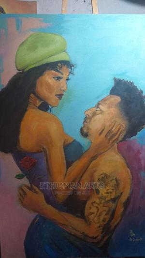 Oil on Canvas   Arts & Crafts for sale in Addis Ababa, Yeka