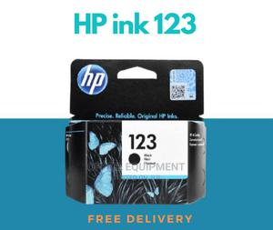 HP 123 Black Original Ink Advantage Cartridge In Ethiopian | Accessories & Supplies for Electronics for sale in Addis Ababa, Arada