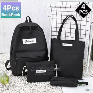 4pcs Backpack   Bags for sale in Addis Ababa, Lideta