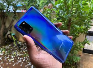Samsung Galaxy A31 128 GB Blue | Mobile Phones for sale in Addis Ababa, Kolfe Keranio