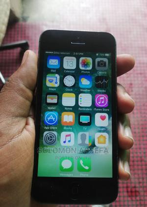 Apple iPhone 5s 32 GB Black   Mobile Phones for sale in Addis Ababa, Kolfe Keranio