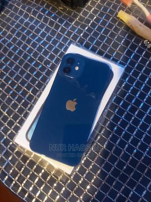 New Apple iPhone 12 128 GB Blue   Mobile Phones for sale in Addis Ababa, Kolfe Keranio
