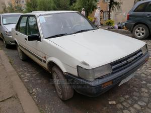 Toyota Corolla 1986 1.3 White | Cars for sale in Addis Ababa, Arada