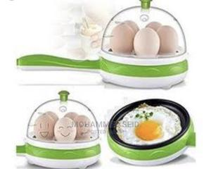 Nice Egg Fryer Boilers and Steamer Egg Boiler/Poacher/Cooker | Accessories & Supplies for Electronics for sale in Addis Ababa, Bole