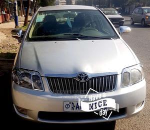 Toyota Corolla 2006 1.4 VVT-i Silver   Cars for sale in Addis Ababa, Bole