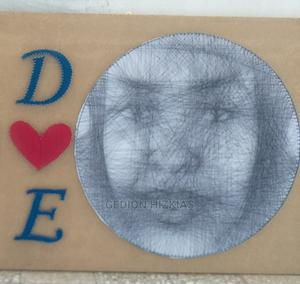 Face String Art   Arts & Crafts for sale in Addis Ababa, Bole