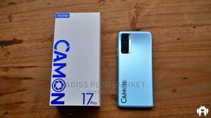 New Tecno Camon 17 Pro 256 GB Black   Mobile Phones for sale in Addis Ababa, Bole