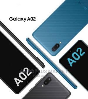 New Samsung Galaxy A02 32 GB Black   Mobile Phones for sale in Addis Ababa, Bole