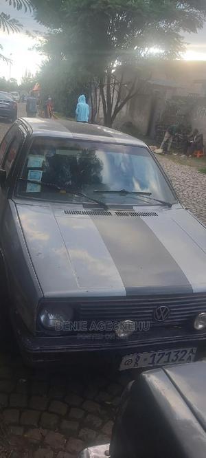Volkswagen Golf GTI 1987 Silver   Cars for sale in Addis Ababa, Akaky Kaliti