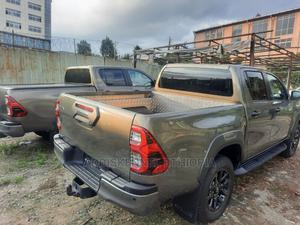 New Toyota Hilux 2021 Gray | Cars for sale in Addis Ababa, Bole