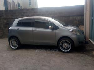 Toyota Yaris 2008 Silver   Cars for sale in Addis Ababa, Addis Ketema