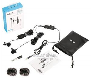 Double Boya Mic | Accessories & Supplies for Electronics for sale in Addis Ababa, Bole