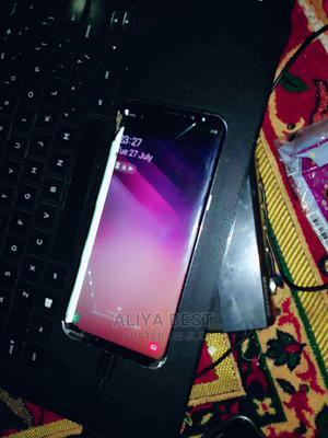 Samsung Galaxy S8 Plus 64 GB Black   Mobile Phones for sale in Addis Ababa, Lideta
