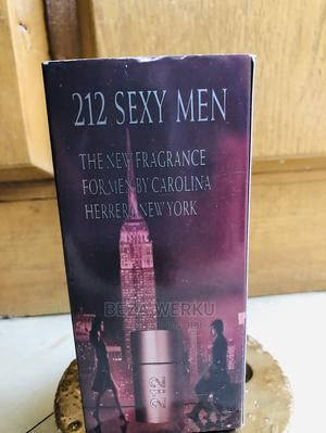 Carolina Herrera 212 Sexy Men'S Perfume | Fragrance for sale in Addis Ababa, Bole