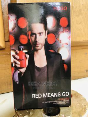 Hugo Boss Red Men'S Perfume 125 Ml | Fragrance for sale in Addis Ababa, Bole