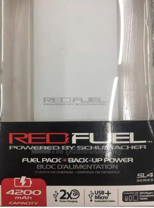 Red Fuel. Power Bank | Accessories for Mobile Phones & Tablets for sale in Addis Ababa, Arada