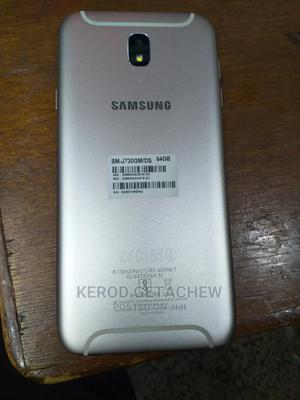 Samsung Galaxy J7 Pro 64 GB Gold   Mobile Phones for sale in Addis Ababa, Arada