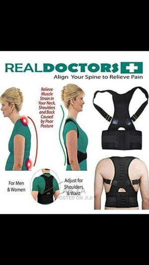 Real Doctor Posture Support Brace | Tools & Accessories for sale in Addis Ababa, Bole