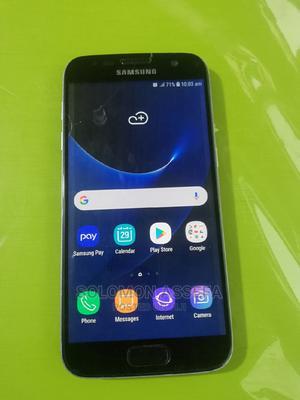 Samsung Galaxy S7 32 GB Black   Mobile Phones for sale in Addis Ababa, Kolfe Keranio