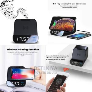Wirless Power Bank,Speaker and Alarm | Audio & Music Equipment for sale in Addis Ababa, Bole